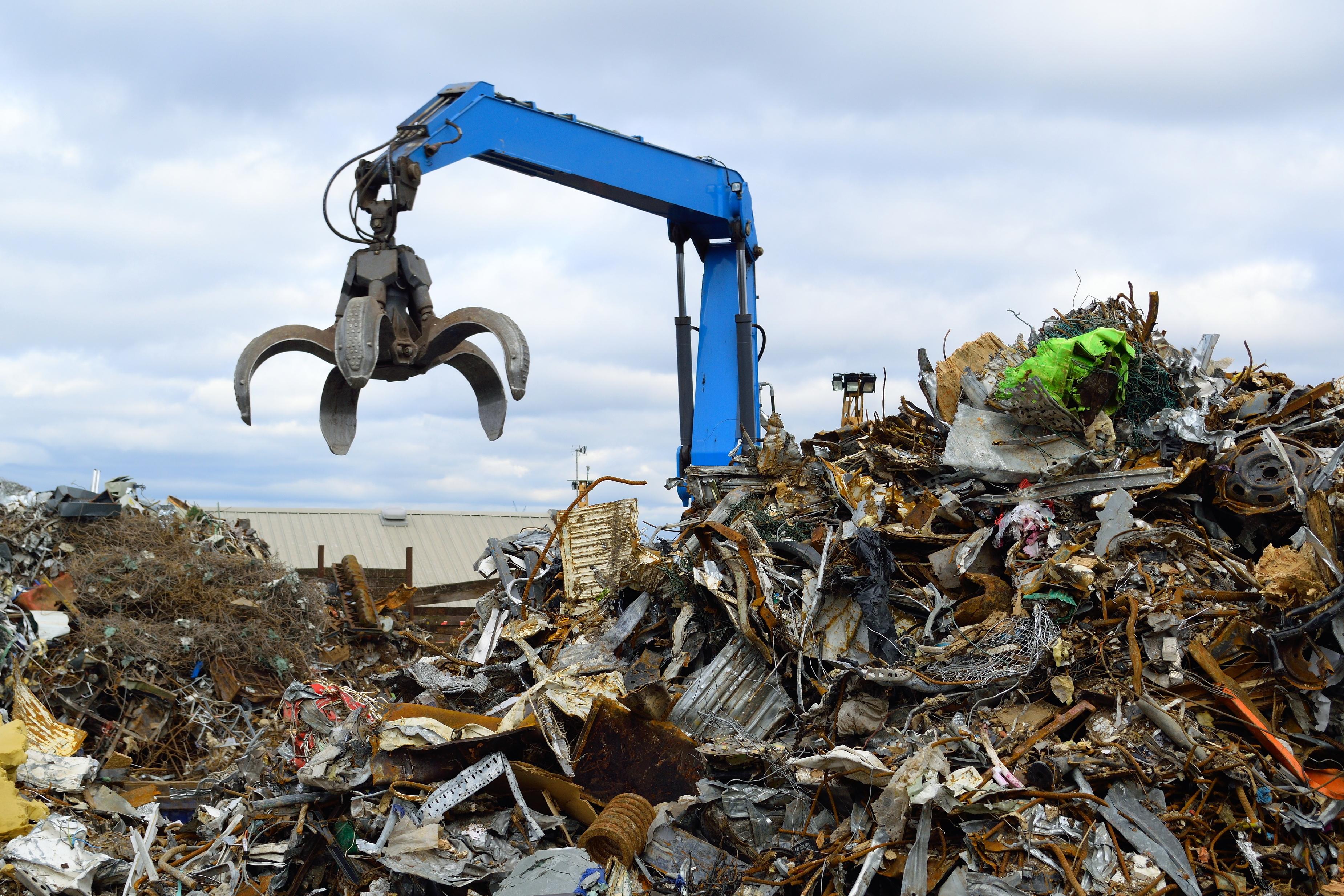 ERP-Lösung für die Recyclingindustrie