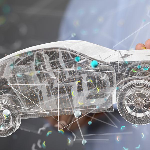 Lösung Automobilindustrie